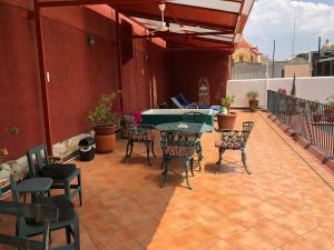 Meson del Penasco, Apartmány  Oaxaca City - big - 55