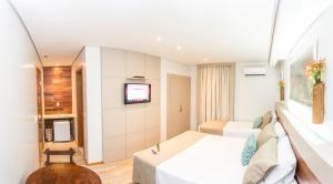 Hotel Pousada do Bosque, Hotely  Ponta Porã - big - 36