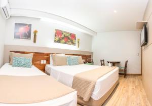 Hotel Pousada do Bosque, Hotely  Ponta Porã - big - 37