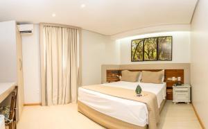 Hotel Pousada do Bosque, Hotely  Ponta Porã - big - 17