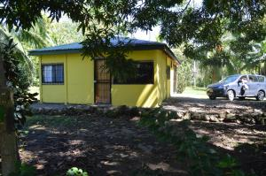 Casita Amarilla, Cahuita