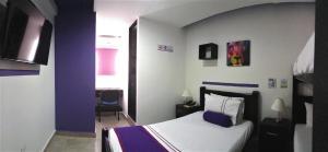 Hotel Colours, Отели  Кали - big - 11