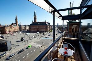 The Square, Отели  Копенгаген - big - 24