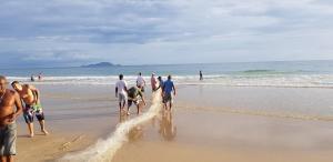 IDP204- APARTAMENTO DE 2 DORMITORIOS NO INGLESES, Ferienwohnungen  Florianópolis - big - 69