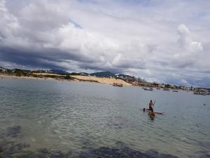 IDP204- APARTAMENTO DE 2 DORMITORIOS NO INGLESES, Ferienwohnungen  Florianópolis - big - 58