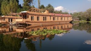 Houseboat Palace Heights, Szállodák  Szrínagar - big - 30