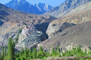 Tsashung Homestay,Hunder Nubra,Leh Ladakh, Magánszobák  Leh - big - 15