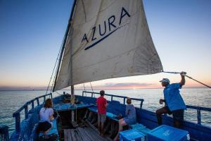 Azura Benguerra Island, Mozamb..