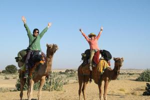 Hotel Deep Mahal, Bed and Breakfasts  Jaisalmer - big - 70