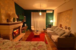 Villa Berberi, Апартаменты  Тирана - big - 46