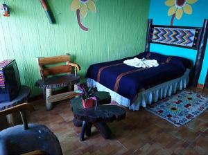 Hotel y Restaurante Chi Swan, Отели  Серро-де-Оро - big - 27