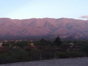 Apapachar, Nyaralók  Amaichá del Valle - big - 23
