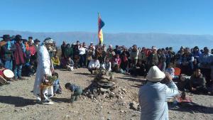 Apapachar, Nyaralók  Amaichá del Valle - big - 27