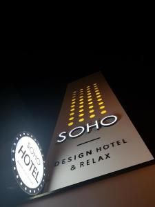 Soho Hotel, Hotely  Pusan - big - 1