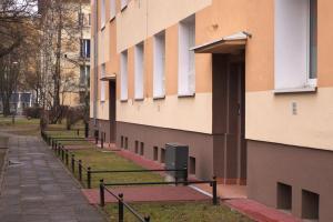 Apartament Warsaw Stopover Metro Wierzbno