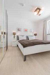 Ferienwohnungen Rosengarten, Апартаменты  Бёргеренде-Ретвиш - big - 239