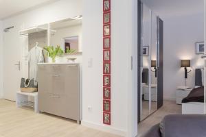 Ferienwohnungen Rosengarten, Appartamenti  Börgerende-Rethwisch - big - 230