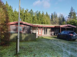 Three-Bedroom Holiday Home in Norre Nebel, Дома для отпуска  Nørre Nebel - big - 8