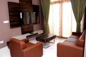 Paradise Exotica, Апартаменты  Чикмагалур - big - 53