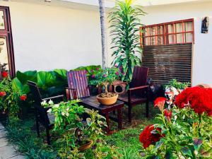La Posada del Arcangel, Bed & Breakfasts  Managua - big - 106