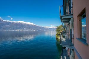 La Finestra sul Lago, Appartamenti  Varenna - big - 5