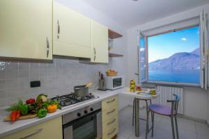 La Finestra sul Lago, Appartamenti  Varenna - big - 6