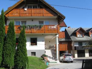Rooms Hrominc - Accommodation - Bled