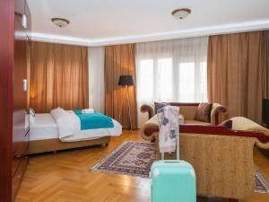 Hotel Magnolia, Hotels  Tivat - big - 11