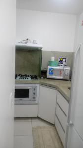 Apartamento na praia de Canasvieiras com wifi, piscinas e ar condicionado nos quartos., Apartments  Florianópolis - big - 6