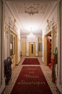 Hotel zur Wiener Staatsoper, Hotely  Vídeň - big - 25
