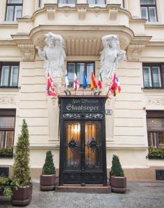 Hotel zur Wiener Staatsoper, Hotely  Vídeň - big - 24