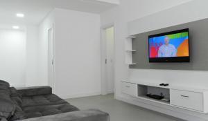 Lindo Apartamento de 3 Suites próximo ao Mar, Apartmány  Bombinhas - big - 27