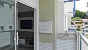 Residencial Aguas Azuis 2 Suites, Ferienwohnungen  Bombinhas - big - 24