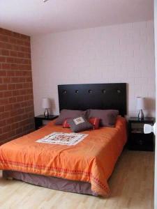 Апартаменты Apartamento Rosas, Пуэбла