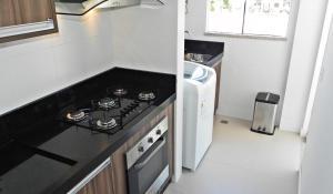Apartamento 2 Suites Aguas Azuis, Apartmanok  Bombinhas - big - 4