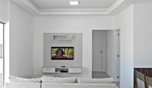 Apartamento 2 Suites Aguas Azuis, Apartmanok  Bombinhas - big - 7