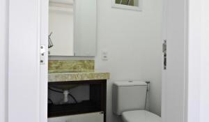 Apartamento 2 Suites Aguas Azuis, Apartmanok  Bombinhas - big - 10