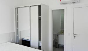 Apartamento 2 Suites Aguas Azuis, Apartmanok  Bombinhas - big - 14