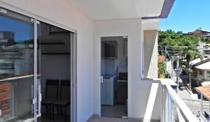 Apartamento 2 Suites Aguas Azuis, Apartmanok  Bombinhas - big - 17