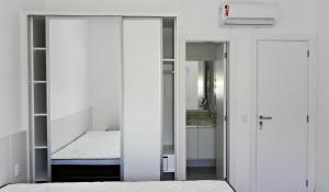 Apartamento 2 Suites Aguas Azuis, Apartmanok  Bombinhas - big - 24