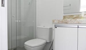 Apartamento 2 Suites Aguas Azuis, Apartmanok  Bombinhas - big - 33