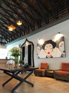 Paragon Inn, Hotels  Lat Krabang - big - 87