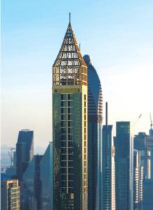 Gevora Hotel, Дубай