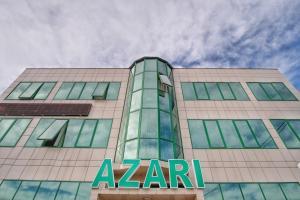 Azari - Verkhne-Vysokoye