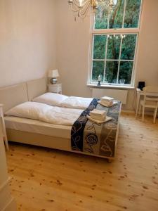 Altstadthaus - Wohnung Guilde, Apartmány  Lübeck - big - 59
