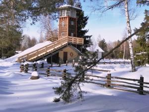 Baza Otdiha Uzhniy Park - Bol'shoye Mikhaylovskoye