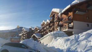Dame Blanche - Apartment - Puy Saint Vincent