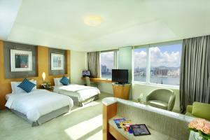Metropark Hotel Causeway Bay Hong Kong, Hotely  Hongkong - big - 9