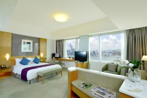 Metropark Hotel Causeway Bay Hong Kong, Hotely  Hongkong - big - 49