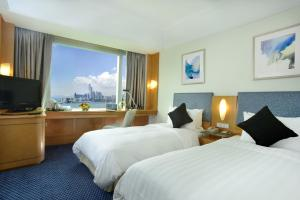 Metropark Hotel Causeway Bay Hong Kong, Hotely  Hongkong - big - 46